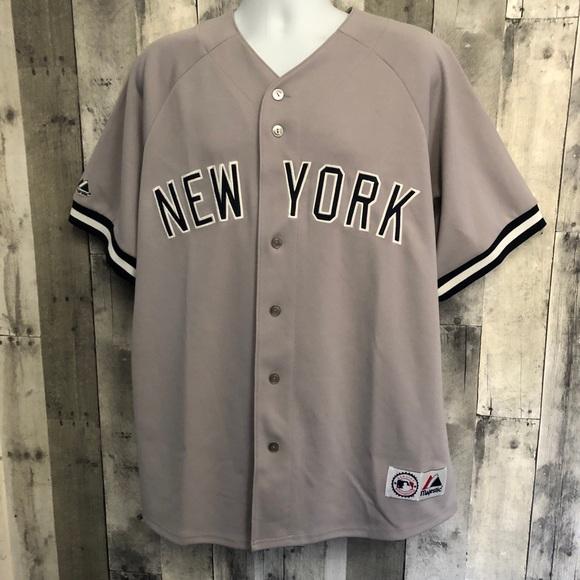 super popular 28a6c 438a7 Yankees Alex Rodriguez #13 Majestic 100% Authentic NWT